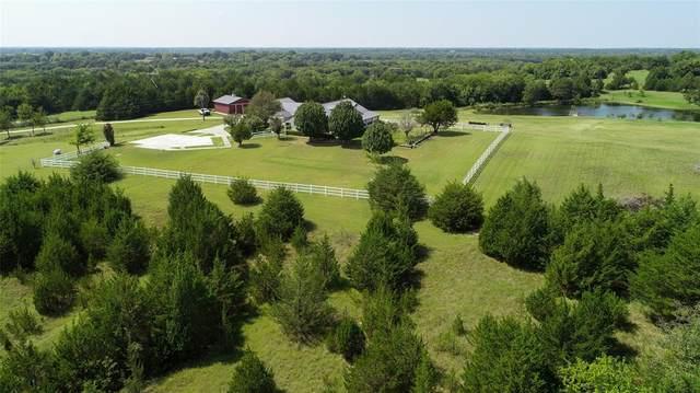 1033 County Road 3100, Bonham, TX 75418 (MLS #14697768) :: Real Estate By Design