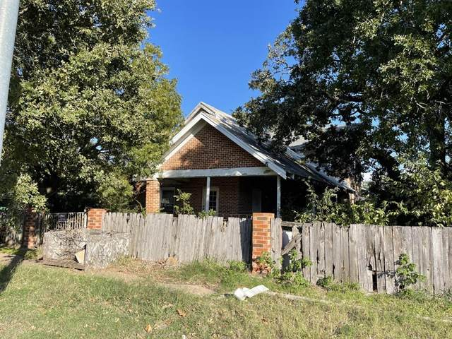 309 Cooper Street, Bowie, TX 76230 (MLS #14697770) :: Real Estate By Design
