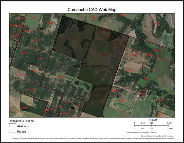 TBA County Road 328, Hasse, TX 76442 (MLS #14697830) :: RE/MAX Pinnacle Group REALTORS