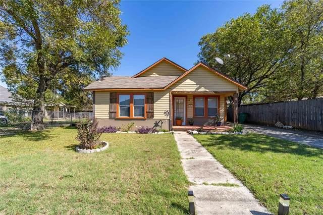 259 S Paddock Street, Stephenville, TX 76401 (MLS #14697855) :: 1st Choice Realty