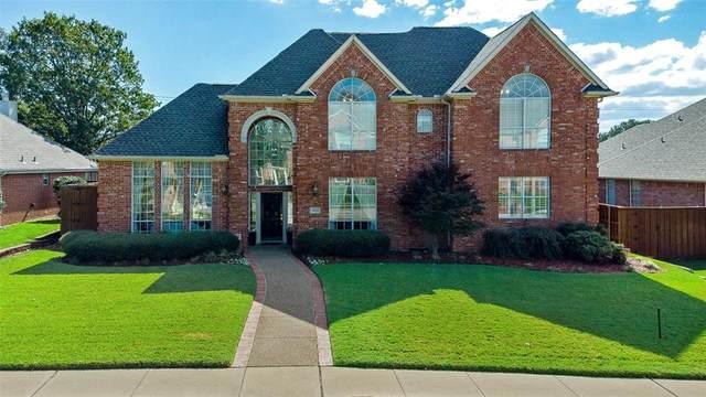4464 Longfellow Drive, Plano, TX 75093 (MLS #14697940) :: Hargrove Realty Group