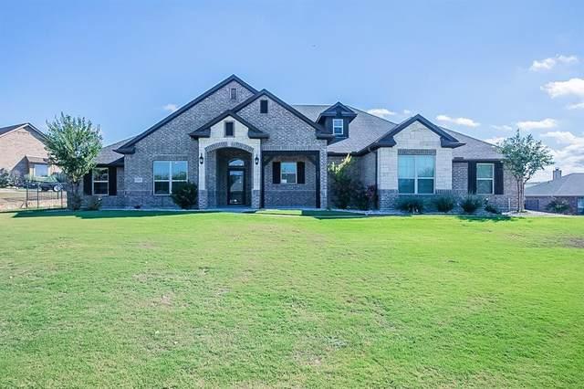 109 Cheyenne Trail S, Newark, TX 76071 (MLS #14697971) :: The Hornburg Real Estate Group