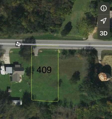 409 W 14th Street, Joshua, TX 76058 (MLS #14697986) :: Team Hodnett