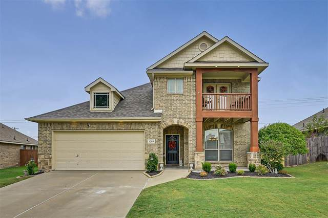 1203 Inglewood Drive, Mansfield, TX 76063 (MLS #14698033) :: 1st Choice Realty