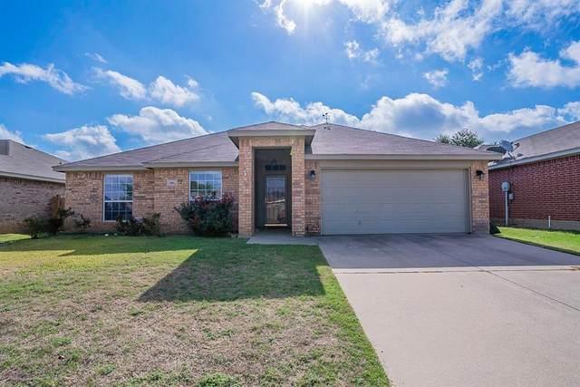 964 Crowder Drive, Crowley, TX 76036 (MLS #14698038) :: United Real Estate