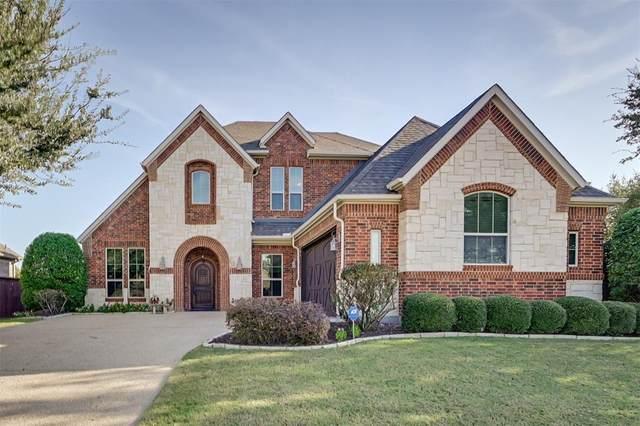 701 Waterlane Drive, Mansfield, TX 76063 (MLS #14698057) :: United Real Estate