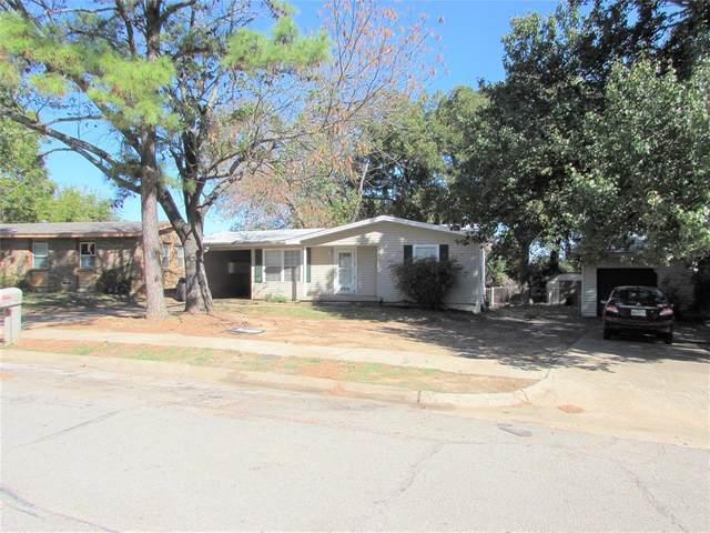 1701 Ridgewood Road, Denison, TX 75020 (MLS #14698058) :: The Mitchell Group