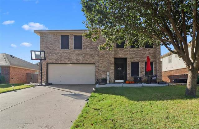 543 Del Mar Drive, Ponder, TX 76259 (MLS #14698066) :: The Mitchell Group