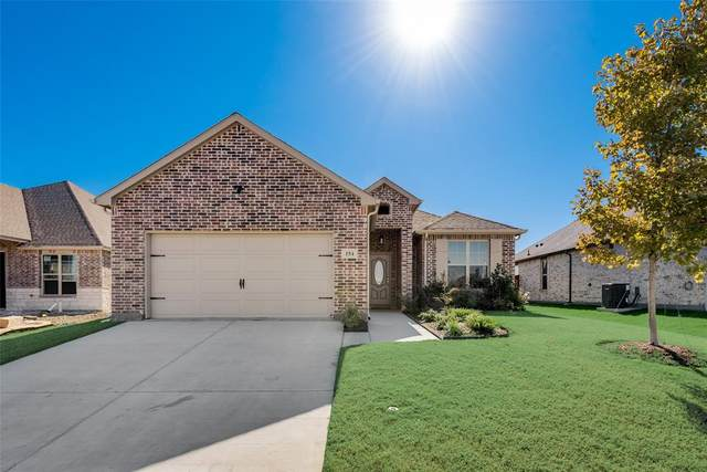 351 Coyote Creek Drive, Lavon, TX 75166 (MLS #14698075) :: Russell Realty Group