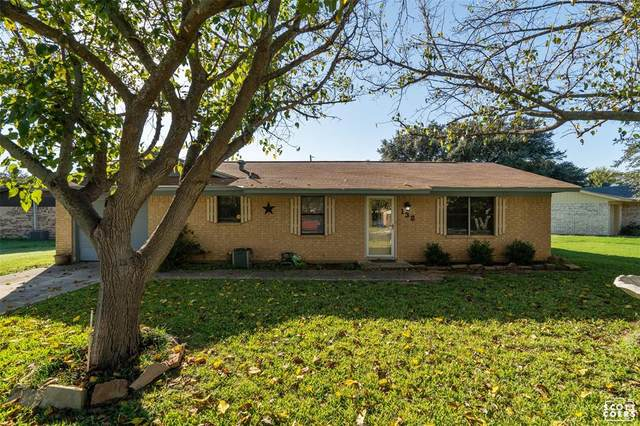 132 Bowie Circle, Brownwood, TX 76801 (MLS #14698085) :: Real Estate By Design