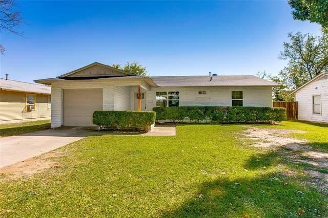 12220 Dandridge Drive, Dallas, TX 75243 (MLS #14698135) :: Front Real Estate Co.