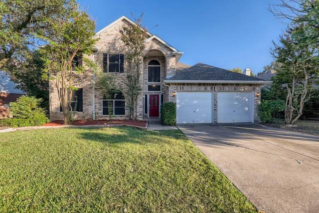 7664 Arcadia Trail, Fort Worth, TX 76137 (MLS #14698141) :: United Real Estate