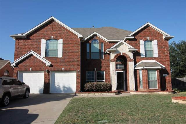 5320 Rolling Meadows Drive, Fort Worth, TX 76123 (MLS #14698182) :: United Real Estate