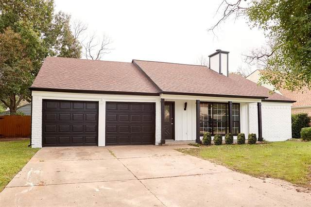 2633 Winslow Drive, Grand Prairie, TX 75052 (MLS #14698202) :: Real Estate By Design