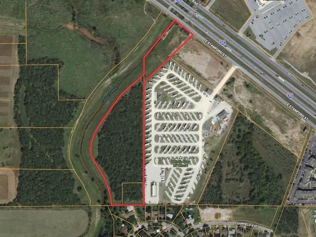 TBD E Stamford Road, Abilene, TX 79601 (MLS #14698236) :: Front Real Estate Co.