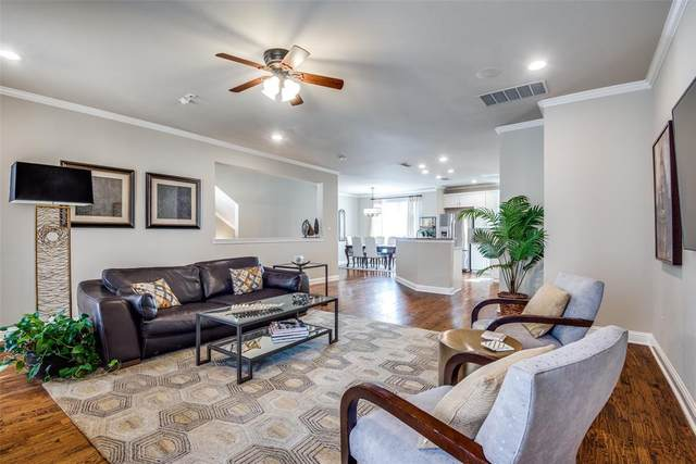 4004 Brownstone Court, Dallas, TX 75204 (MLS #14698244) :: The Mitchell Group