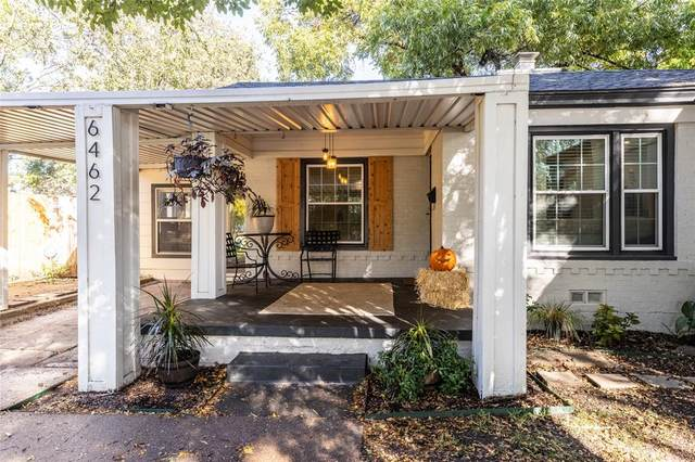 6462 Camp Bowie Boulevard, Fort Worth, TX 76116 (MLS #14698259) :: 1st Choice Realty