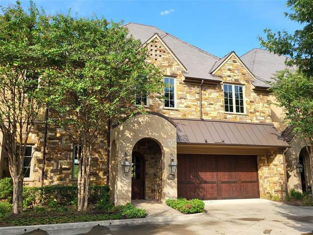 5508 Settlement Way 21R1, Mckinney, TX 75070 (MLS #14698265) :: Russell Realty Group