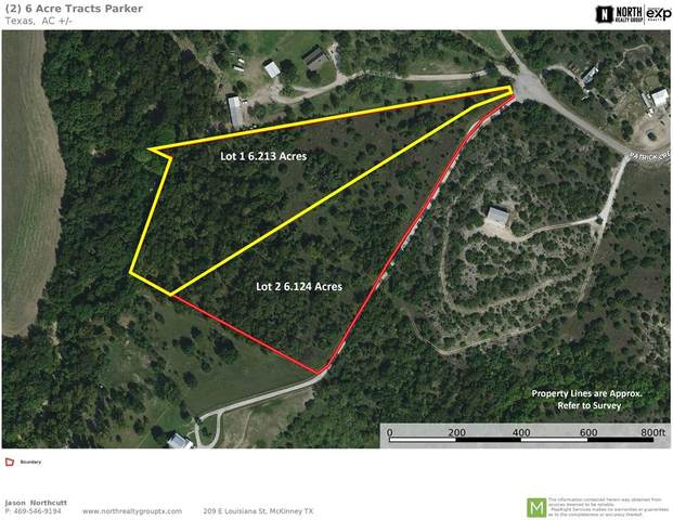Lot 2 Patrick Creek Road, Weatherford, TX 76087 (MLS #14698266) :: The Mitchell Group