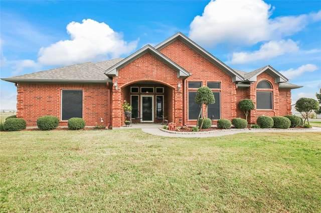 4544 Old Town Road, Whitesboro, TX 76273 (MLS #14698308) :: 1st Choice Realty