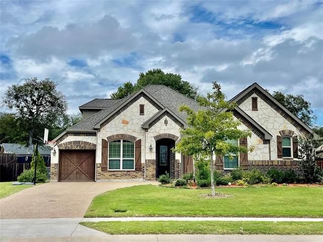 8817 Waters Lane, Rowlett, TX 75089 (MLS #14698319) :: The Hornburg Real Estate Group