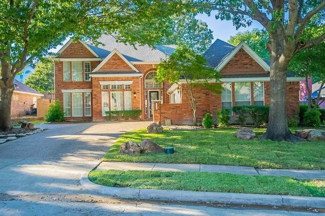 1325 Lakewood Drive, Mckinney, TX 75072 (MLS #14698368) :: Russell Realty Group