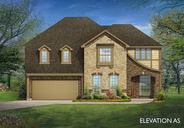 1200 Tree Shadow Drive, Anna, TX 75409 (MLS #14698383) :: Russell Realty Group