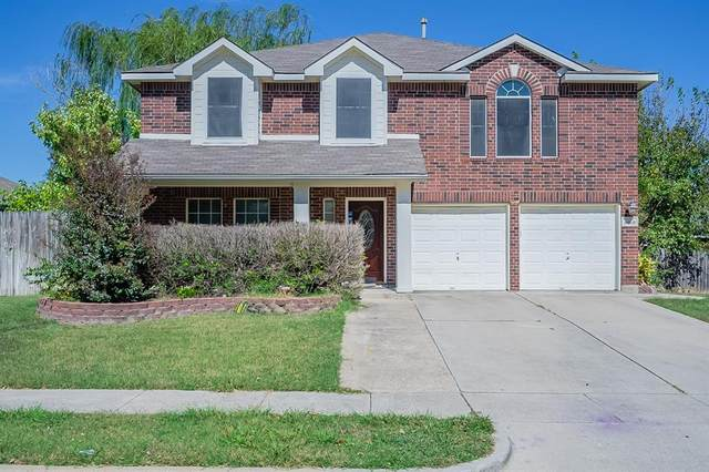 5808 Bridal Trail, Fort Worth, TX 76179 (MLS #14698402) :: Rafter H Realty