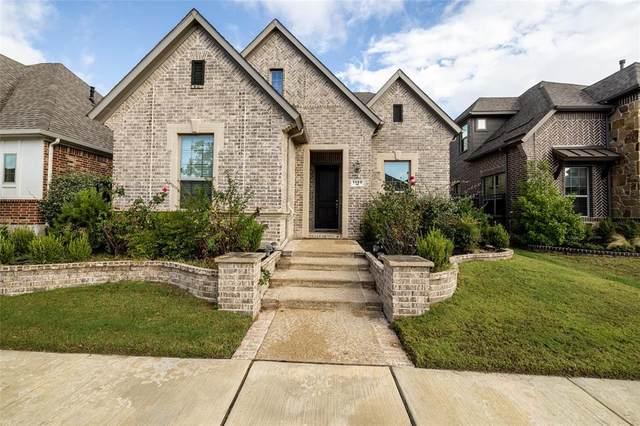 1109 Amber Rose Way, Arlington, TX 76005 (MLS #14698437) :: 1st Choice Realty