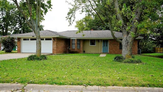 304 Rowland Street, Stephenville, TX 76401 (MLS #14698456) :: 1st Choice Realty