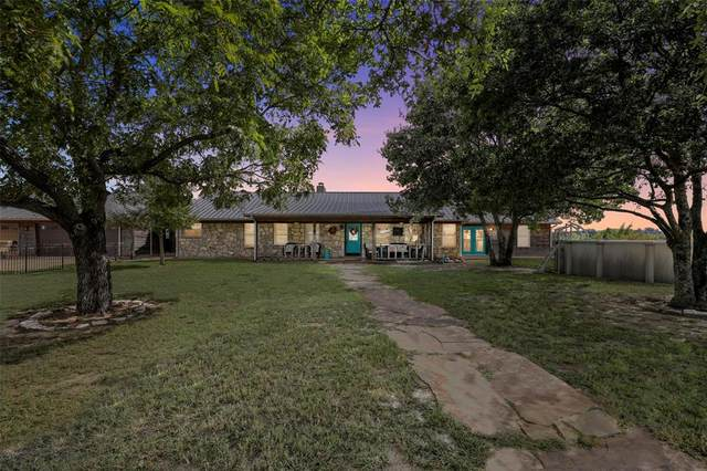 1488 Private Road 1562, Stephenville, TX 76401 (MLS #14698487) :: The Mitchell Group