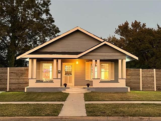 511 N Beaton Street, Corsicana, TX 75110 (MLS #14698516) :: Frankie Arthur Real Estate