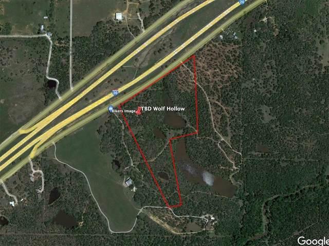 TBD Wolf Hollow, Millsap, TX 76066 (MLS #14698683) :: Rafter H Realty