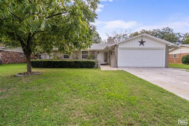 2009 9th Street, Brownwood, TX 76801 (MLS #14698855) :: Real Estate By Design