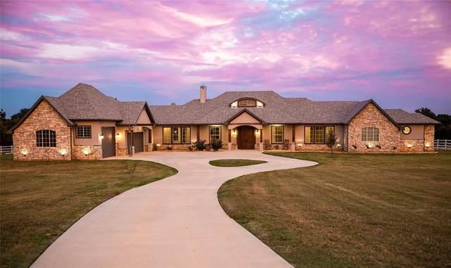 326 Turkey Farm Road, Whitesboro, TX 76273 (MLS #14698863) :: 1st Choice Realty