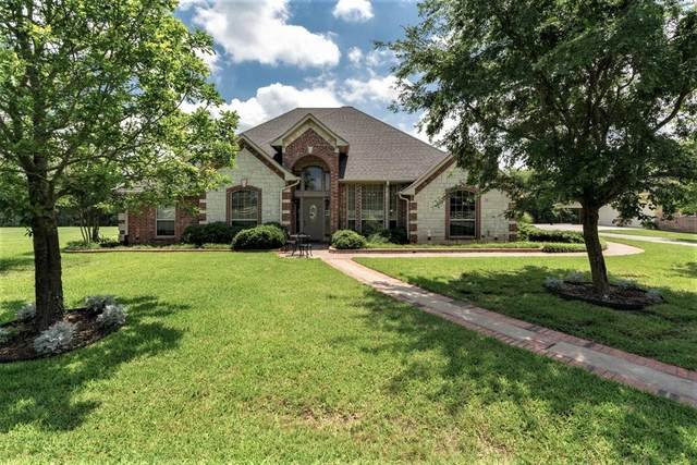 340 Private Road 5291, Yantis, TX 75497 (MLS #14698887) :: Real Estate By Design
