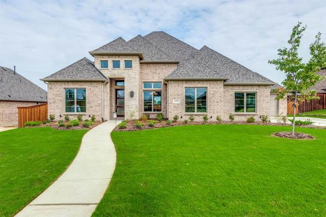 621 Sunbury Lane, Prosper, TX 75078 (MLS #14698897) :: Real Estate By Design