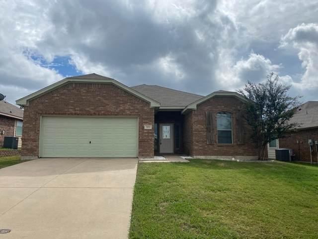 309 Stonegate Boulevard, Alvarado, TX 76009 (MLS #14699029) :: 1st Choice Realty