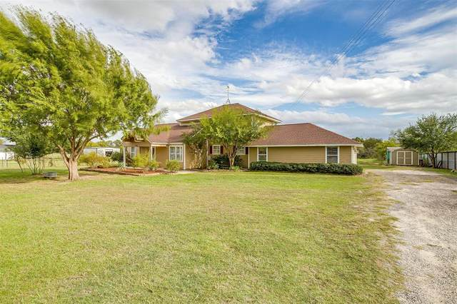 2216 County Road 529, Burleson, TX 76028 (MLS #14699066) :: 1st Choice Realty