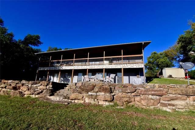 9018 Mesa View Road, Brownwood, TX 76801 (MLS #14699100) :: Real Estate By Design