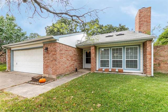 1161 Butterfield Drive, Grapevine, TX 76051 (MLS #14699347) :: 1st Choice Realty