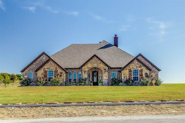 1012 Sunny Court, Weatherford, TX 76085 (MLS #14699363) :: Real Estate By Design
