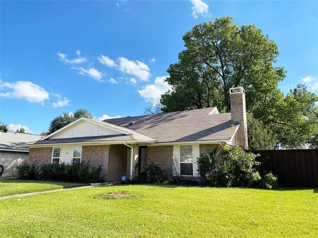 2108 Oak Brook Drive, Richardson, TX 75081 (MLS #14699396) :: Rafter H Realty