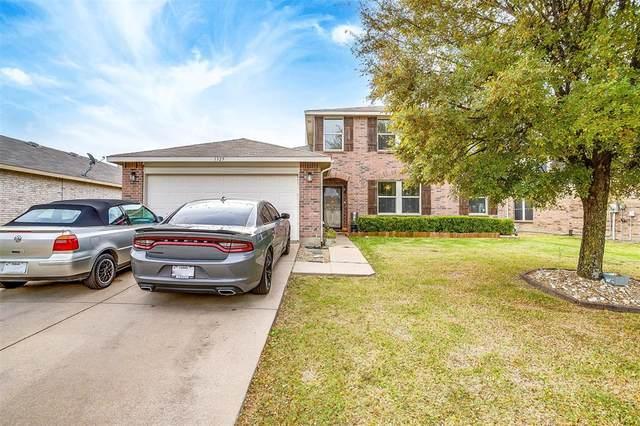 1329 Lauren Drive, Burleson, TX 76028 (MLS #14699407) :: 1st Choice Realty