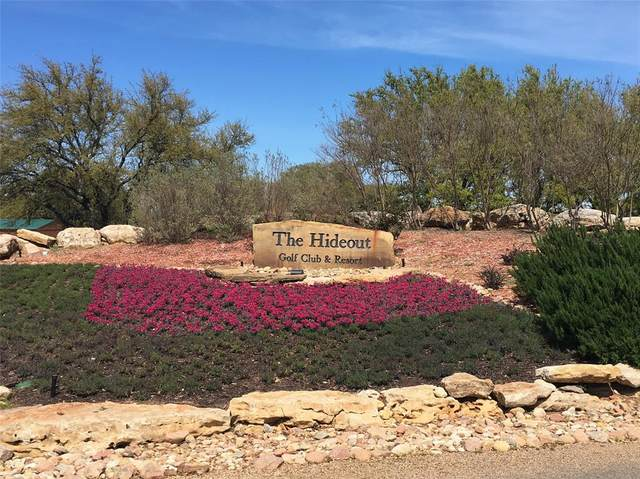 TBD817 Feather Bay Dr. Drive, Brownwood, TX 76801 (MLS #14699744) :: Hargrove Realty Group