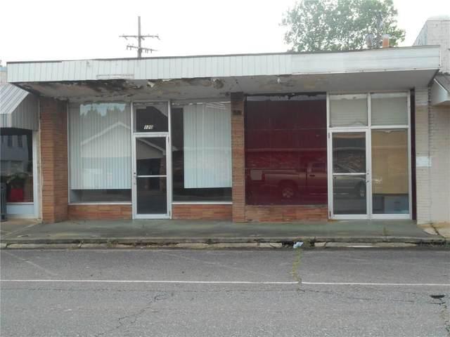 118 S Main Street, Springhill, LA 71075 (MLS #247873NL) :: Real Estate By Design