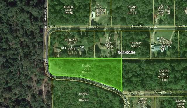1 Bruce Drive, Saline, LA 71070 (MLS #256521NL) :: The Kimberly Davis Group