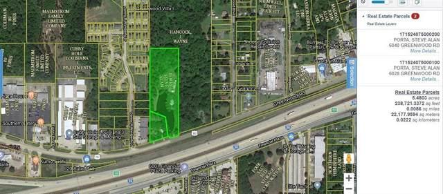 6040 Greenwood Road E, Shreveport, LA 71101 (MLS #264501NL) :: Team Hodnett