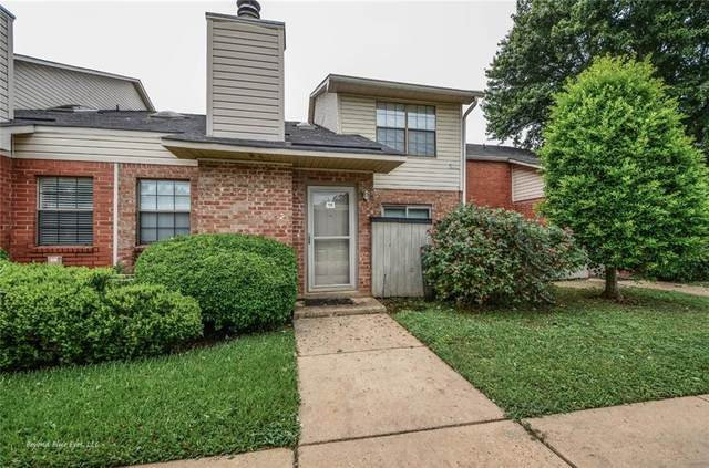 3636 Greenacres Drive #18, Bossier City, LA 71111 (MLS #270021NL) :: The Mauelshagen Group