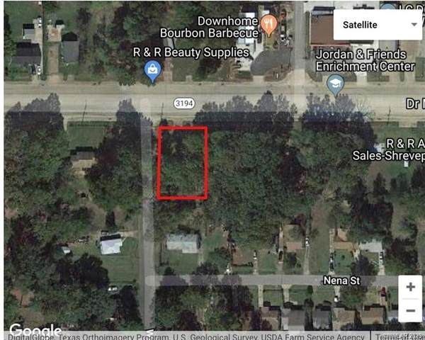 0 Martin Luther King Drive, Shreveport, LA 71107 (MLS #270120NL) :: Feller Realty